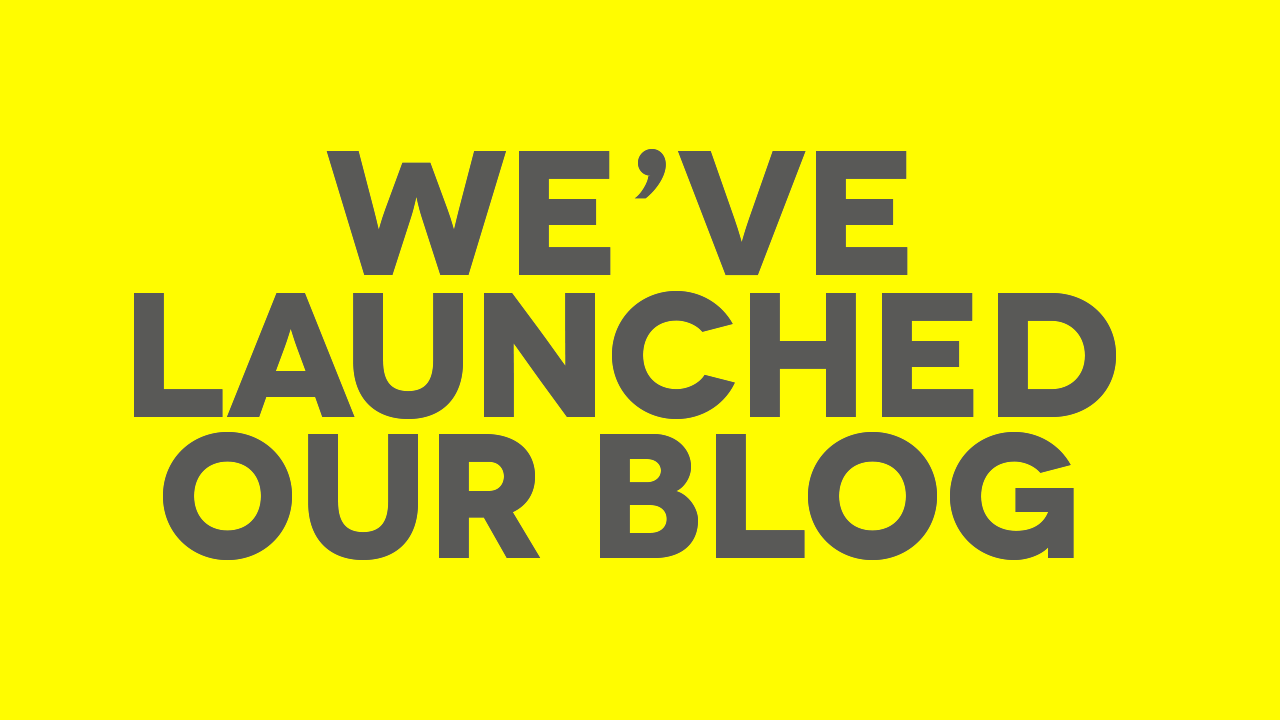 Welcome To Our Blog