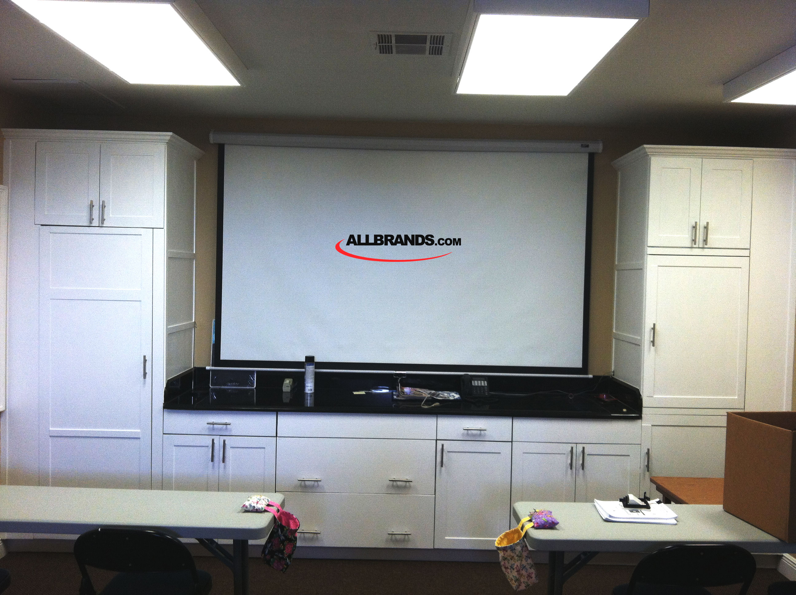 Allbrands Baton Rouge Classroom Renovations