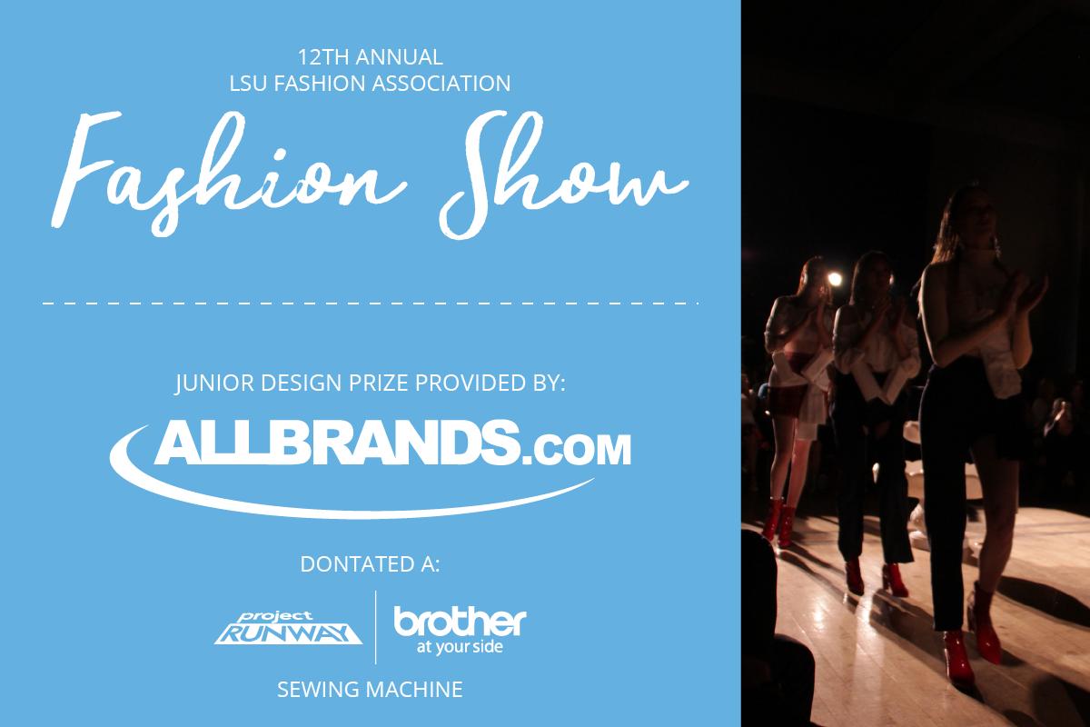 12th Annual LSU Fashion Association Fashion Show
